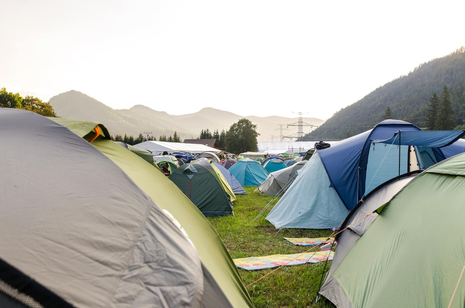 How to Choose The Right Tent For Wilderness Camping